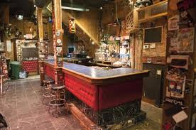 Bar infested by cockroaches roach eggs feces and carcasses NY