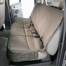 Canine Covers Semi-Custom Rear Seat Protectors - Covercraft