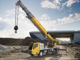 100 Truck Crane Manitowoc Unveils Grove TMS5002 Truck Crane Machinery PMV