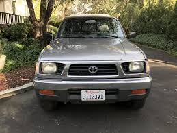 1995.5 Toyota Tacoma 2.7l 4 Cylinder 4x4 Truck Single Cab W ... 2009 Toyota Tacoma 4 Cylinder 2wd Kolenberg Motors The 4cylinder Toyota Tacoma Is Completely Pointless 2017 Trd Pro Bro Truck We All Need 2016 First Drive Autoweek Wikipedia T100 2015 Price Photos Reviews Features Sr5 Vs Sport 1987 Cylinder Automatic Dual Wheel Vehicles That Twelve Trucks Every Guy Needs To Own In Their Lifetime