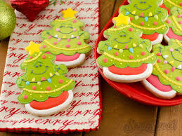 Decorated Cookies How To Make Christmas Tree