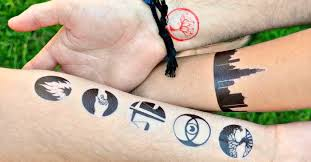 How To Make Temporary Tattoos At Home For Divergent Birthdays Or Anything Else You Love