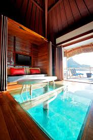 100 Glass Floors In Houses Overwater Bungalows With Floor Of Bora Bora HOUSE