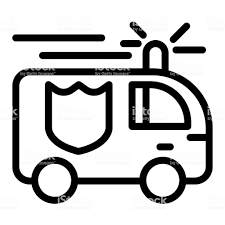 Fire Engine Line Icon Fire Truck Vector Illustration Isolated On ... Firetruck Clipart Free Download Clip Art Carwad Net Free Animated Fire Truck Outline On Red Neon Drawing Stock Illustration 146171330 Engine Thin Line Icon Vector Royalty Coloring Page And Glyph Car With Ladder Fireman Flame Departmentset Colouring Pages Trucks Printable Lineart Of A Cartoon Black And White With Linear Style Sign For Mobile Concept Truck Icon Outline Style Image Set Collection Icons