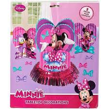 Mickey Mouse Bathroom Decor Walmart by Minnie Mouse Bow Tique Table Decorations Walmart Com