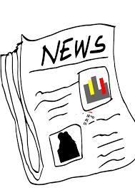 Newspaper Clipart Transparent