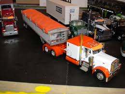 100 Custom Toy Trucks DCP Petes