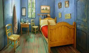 You Can Rent Van Gogh s Bedroom in Arles on Airbnb in Chicago