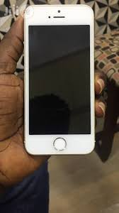 Used Apple Iphone 5S in Nigeria for sale