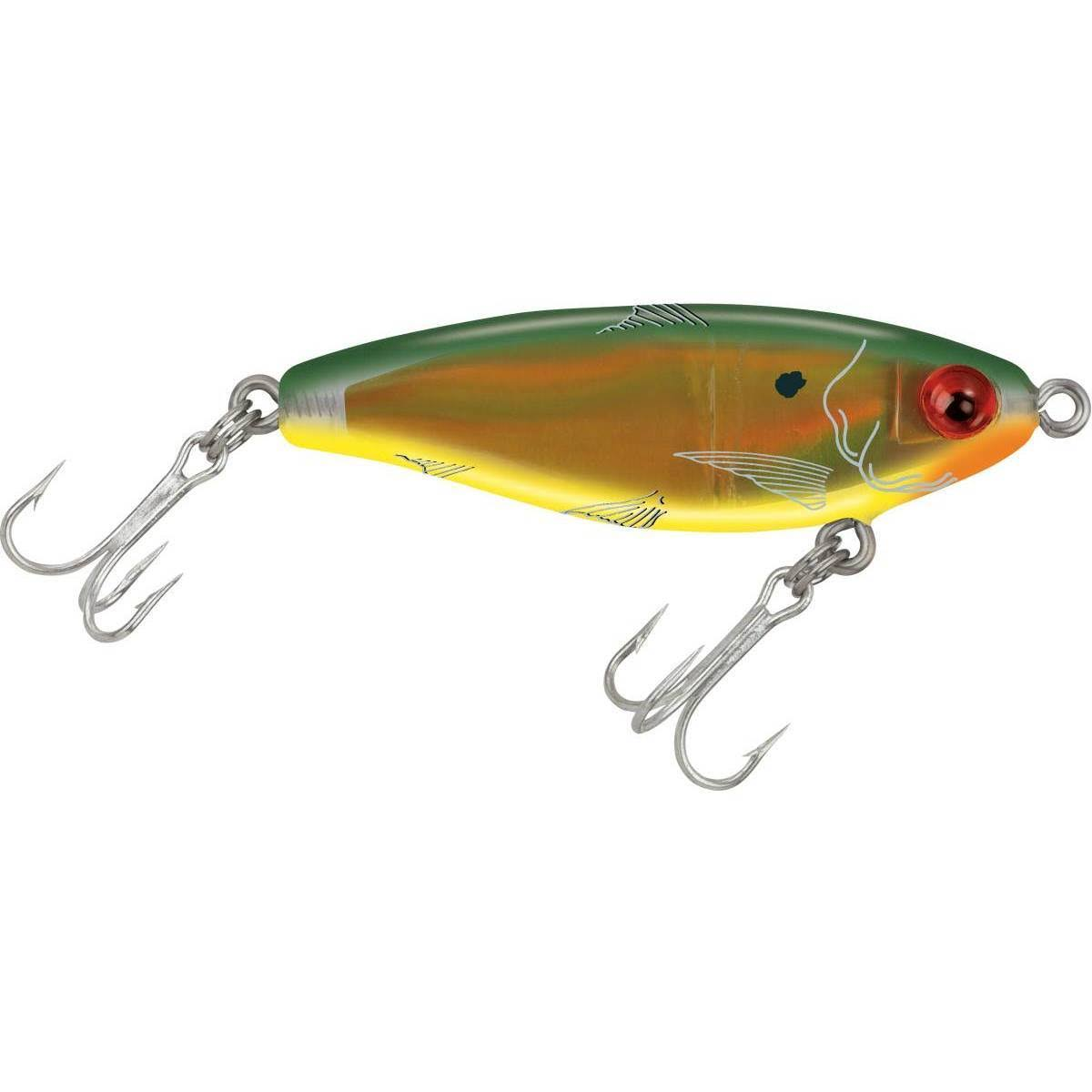 "Mirrodine Suspending Twitchbait, 2.62"", 3/8 oz"