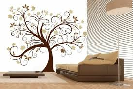Beautiful Wall Decals And Stickers As Decoration