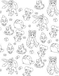 Pokemon Coloring Pages Giratina Resolution Wwwtopsimagescom