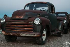 100 1940s Trucks Chevrolet Every Vehicle Has A Story To Tell