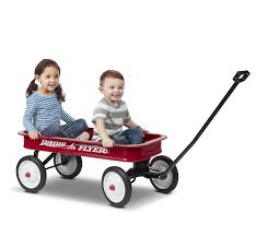 100 Radio Flyer Fire Truck Red Wagon Classic Red Metal Wagon