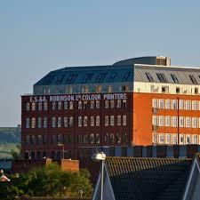 100 Robinson Architects Building Bristol OLearyGoss