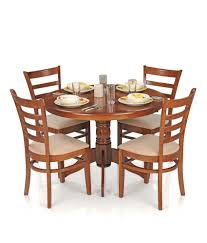 Royaloak Dining Table Set With 4 Chairs Solid Wood - Natural - Buy ... Argos Home Lido Glass Ding Table 4 Chairs Black Winsome Wood Groveland Square With 5piece Ktaxon 5 Piece Set4 Chairsglass Breakfast Fniture Crown Mark Etta And Bench 22256p Hesperia Casual Drop Leaves Storage Drawer By Coaster At Value City Braden Set Includes Morris Furnishings Tall Ding Table Chairs Height Canterbury Ekedalen Dark Brown Orrsta Light Gray Cascade Round Kincaid Becker World Costway Metal Kitchen