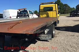 100 Salvage Trucks For Sale 2012 Hino 258 With 21 JerrDan Steel 6Ton Carrier SALVAGE