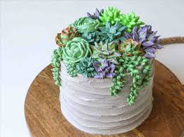 In A Outdoor Succulent Wedding Cupcakes S Do Yourself Ideas Place Your Sugar Ruffles
