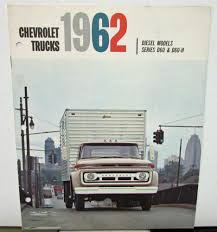 1962 Chevrolet Truck Diesel D60 & D60H Sales Brochure Original 1962 Chevy Truck Wiring Diagram Electric L 6 Engine 60s C10 With Chevrolet Custom 6066 Chevygmc Trucks Pinterest 1965 Pickup 1964 Chevy Pickups And Cars Pick Up Pickups For Sale Classiccarscom Cc1019941 Porterbuilt Fb Cool Low Patina Ideas Of Project Swede Update New Wheels Mwirechev62 3wd 078 For Ck Sale Near San Antonio Texas 78207