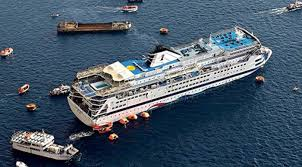 sinking cruise ship evacuated off greece mercopress