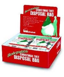Biodegradable Christmas Tree Disposal Bag