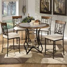 5 Piece Counter Height Dining Room Sets by Saison 5 Piece Counter Height Dining Set Dining Room Sets