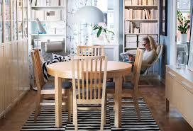 Ikea Dining Room Lighting by Dark Brown Wooden Four Bar Stool Dining Room Sets Ikea Unusual