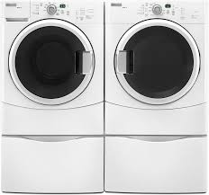 Sears Canada Kitchen Faucets by Maytag Mhwz400tq 27 Inch Front Load Washer With 3 7 Cu Ft