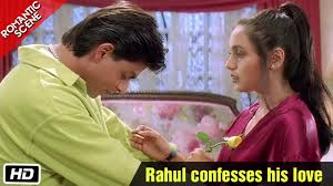 in the kuch kuch hota hai