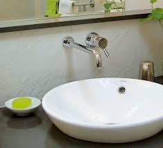Small Trough Bathroom Sink With Two Faucets by Sinks Interesting Ikea Vessel Sink Ikea Vessel Sink Trough