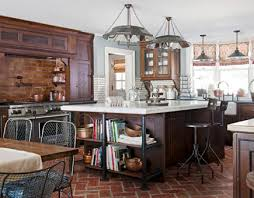 hex tile kitchen