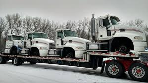 100 J And J Truck Sales 2006 Mack Vision Stock P152 Hoods TPI