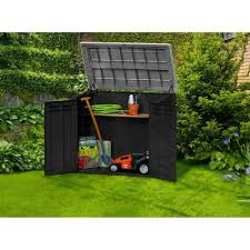 Keter Woodland Storage Shed 30 by Keter Store It Out Max Garden Storage From Garden Store Direct Uk