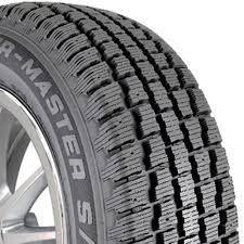 Amazon.com: Cooper Weather-Master S/T 2 Winter Radial Tire - 195 ...