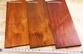 3 More Easy & Exquisite Finishes for Mahogany Woodworking Projects