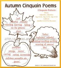 Poems About Halloween For Kindergarten by Acrostic Fall Poem Fall Poems Writing Sentences And Sentences