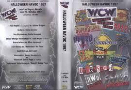 Halloween Havoc 1997 Eddie Guerrero by Wcw Wwf Old
