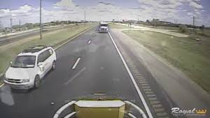 100 Truck Crashes Caught On Tape Real Work Zone Camera YouTube