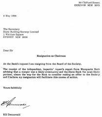 Resignation Letter 2 Week Notice6269 One Week Notice Resignation