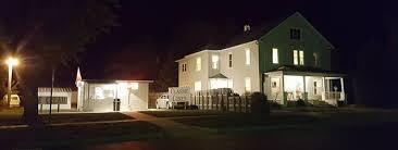 Grayhouse Inn Bed and Breakfast in Fairbury Nebraska