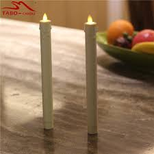 Halloween Flameless Taper Candles by Battery Operated Window Candles Set Of 4 Battery Operated