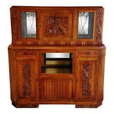 Pulaski Display Cabinet Vitrine by Vintage U0026 Used Cabinets Chairish