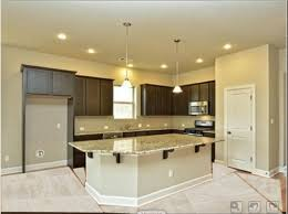 Light Tile Floor Kitchen Cool And Opulent Tiles With Dark Cabinets Bes On