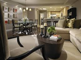 Living Room And Dining Combo Decorating Ideas Design Inspiring Fine Awesome