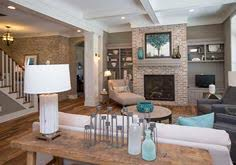 nob hill thin brick throughout this home makes for a stunning