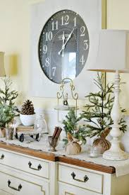 Winter Buffet Table Decorating Ideas