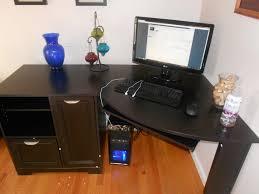 Glass Corner Desk Office Depot by New Office