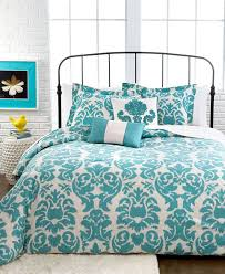 Queen Bed Turquoise Bedding Set Queen