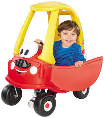 Little Tikes Mr. Cozy Coupe With Mustache, Red, Push Ride-Ons ... Amazoncom Little Tikes Princess Cozy Truck Rideon Toys Games Spray Rescue Fire Little Tikes Fire Company Cozy Coupe Pgh Pa 1786322564 Ride On Beautiful Makeover Free Delivery Engine Car Coupe Baby Waffle Blocks Vehicle Trailer Red N