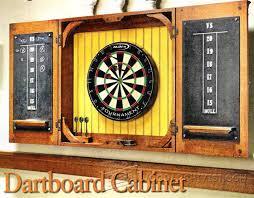 dartboard cabinet plans woodwork woodworking woodworking plans